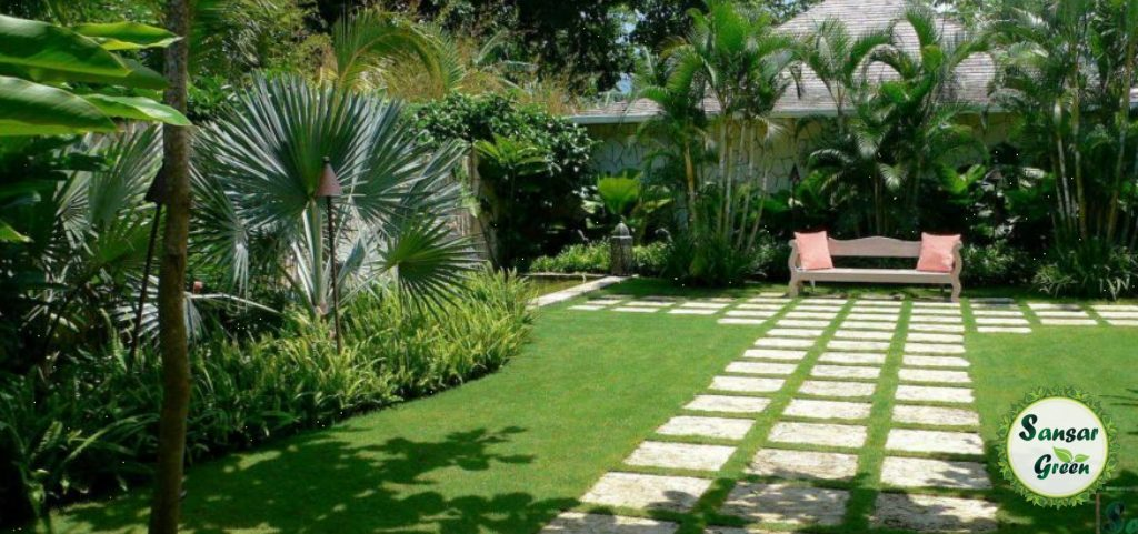 Landscaping Turnkey Projects - Sansar Green